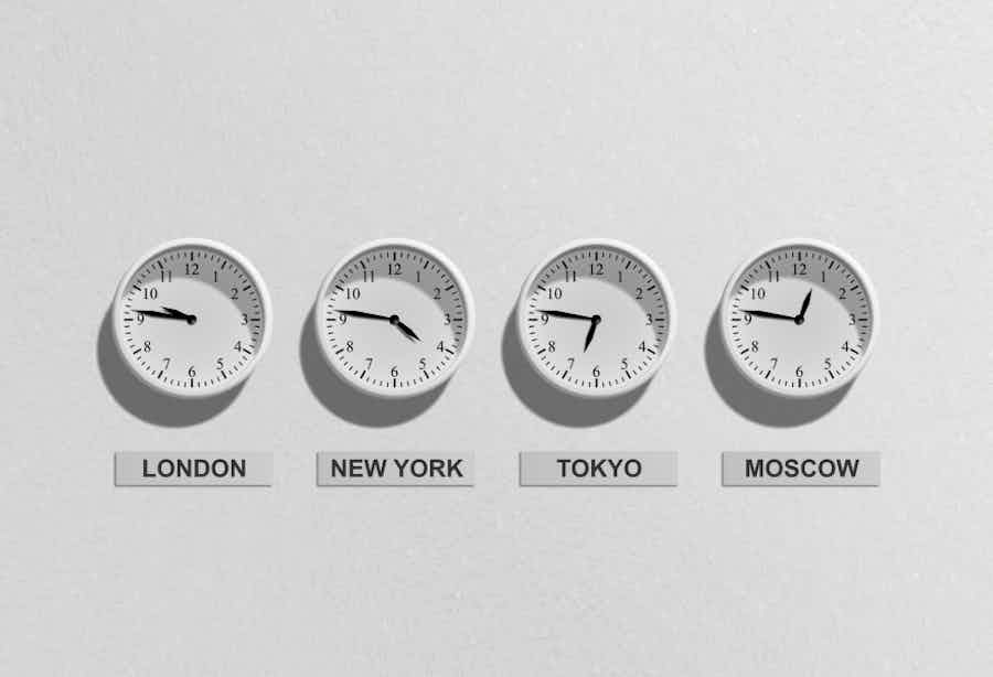 Work seamlessly across time zones
