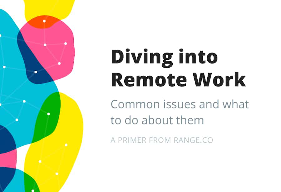 Working Remote
